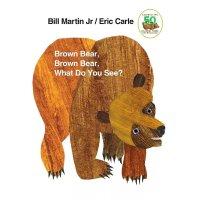 Brown Bear Brown Bear 棕熊,你看到什么?