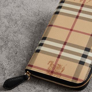 低至7.7折 + 额外7.8折Burberry 英伦经典皮革钱包、包包热卖