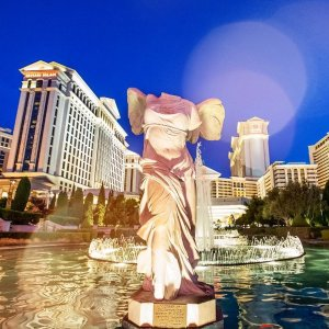 From $99Caesars Palace Stay with 2 Buffet