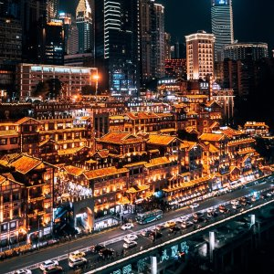 As Low as $305Los Angeles to Chongqing Roundtrip Airfare
