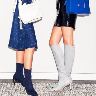 Up To 50% Off + Extra 25% OffSelected Sale Styles@ Stuart Weitzman