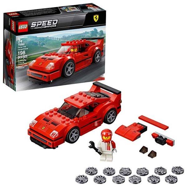 Speed Champions 法拉利 F40 竞赛半 75890