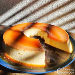 小编一点儿都不担心你学不会Flan 西班牙烤布丁来喽 那嫩滑的口感 奶香十足 甜而不腻