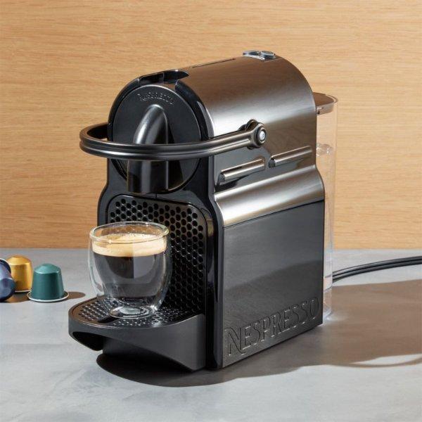 Inissia 意式全自动胶囊咖啡机