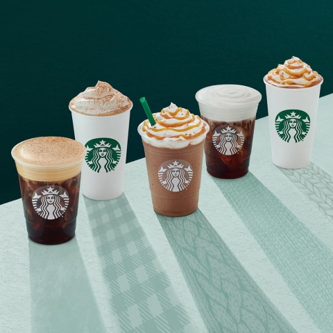 20% OffTarget in Store Circle Offer Starbucks Beverages