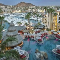 Marina Fiesta Resort & Spa 墨西哥度假村