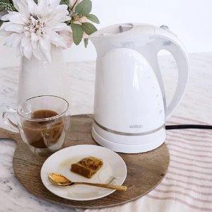 Salton 白色电热水壶