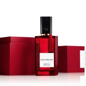 限时5折 €80收50mlDiana Vreeland 戴安娜·佛里兰 香水 Perfectly Marvelous