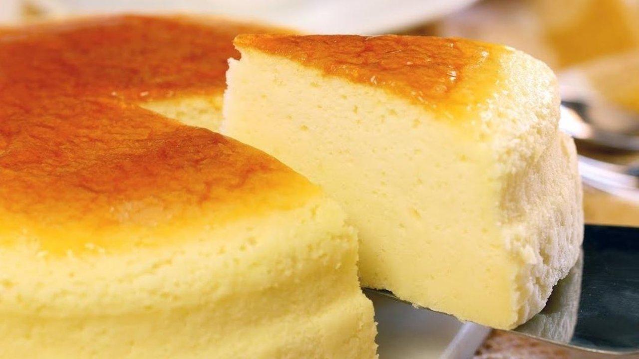 手把手教你做超简单日式电饭煲芝士蛋糕&流心芝士蛋挞
