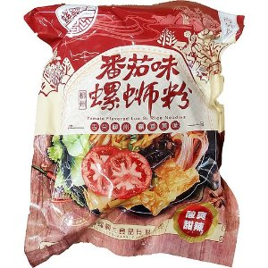 Luo Ba Wang Tomato Flavored Luo Si Rice Noodles
