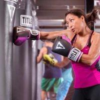 TITLE Boxing  Club搏击距离