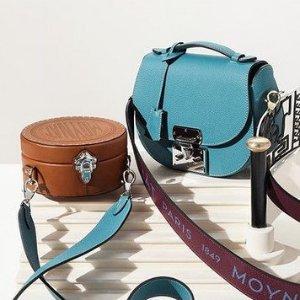 新款开卖 大表姐同款Moynat Flori挎包、Wheel帽箱包、盒子包等上市 小众复古