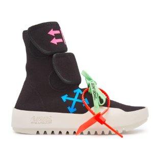$462(原价$660)Off White 个性标签Sneaker最后捡漏