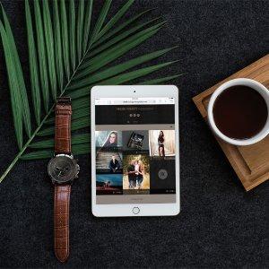 $249.99 黑五价Apple iPad mini 4 Wi-Fi 128G 平板电脑 三色可选