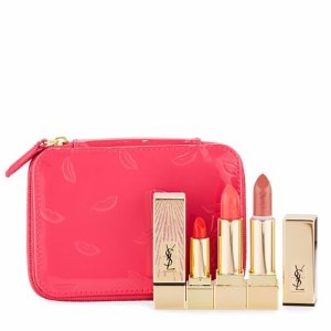 New Arrival! $88 Yves Saint Laurent Beaute Limited Edition Ultimate Lip Set @ Bergdorf Goodman