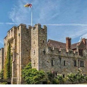 44折 含早晚餐肯特城堡酒店 双人间£79起 享受桑拿高尔夫