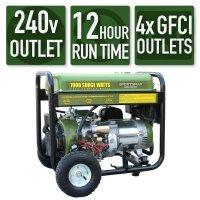 Sportsman 7,000/6,000-Watt 发动机