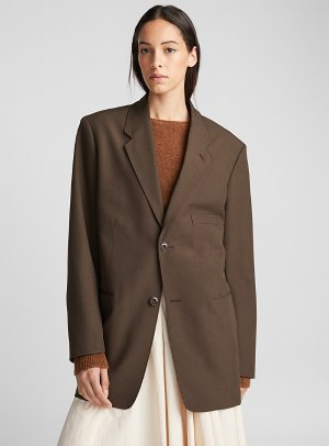 Coffee jacket   Lemaire