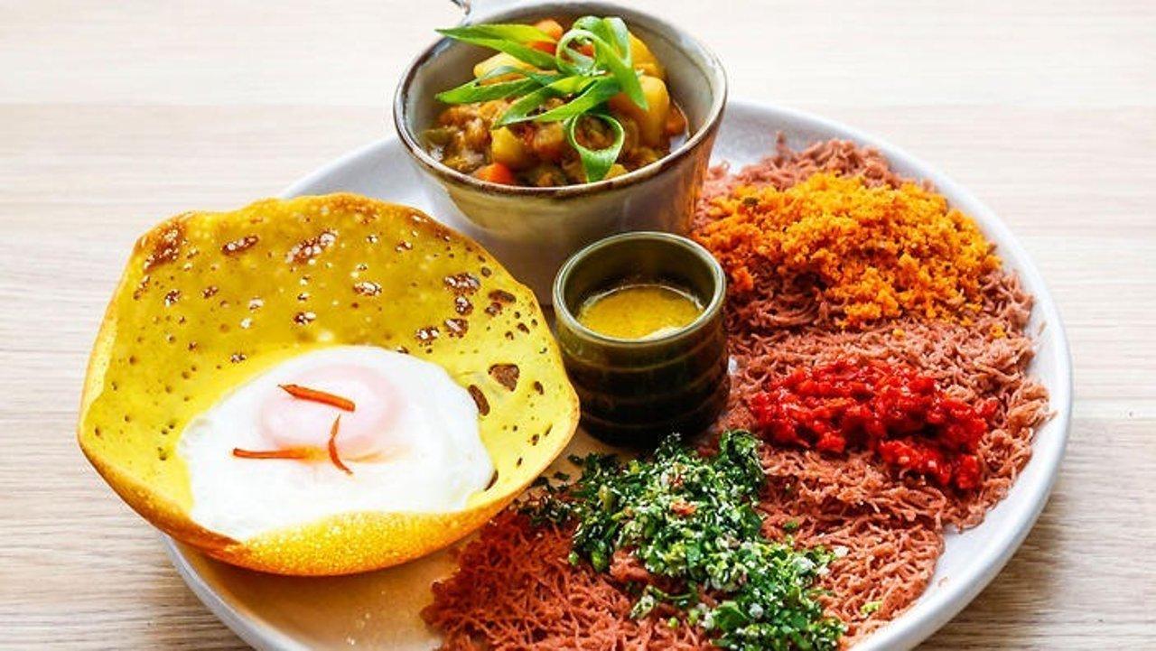 美国能吃到地道的斯里兰卡美食?这篇斯里兰卡美食攻略送给你!