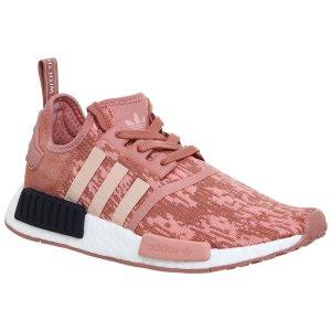 Adidas Nmd R1 粉色运动鞋