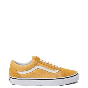 VansOld Skool Skate Shoe - Yellow
