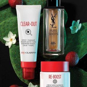 金卡7.5折+双倍积分最后一天:Sephora 护肤、香水全场大促 收Chanel、La Mer等