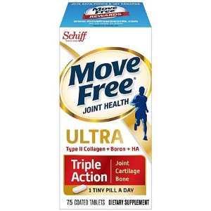 Move FreeUltra Triple Action Tablets (75 ct.) - Sam's Club