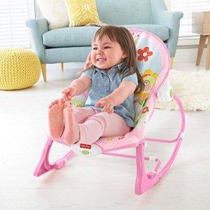 $23.74 (原价$39.99) 价格又降了Fisher-Price 费雪多功能摇篮/幼儿摇椅