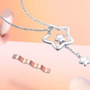 低至5折周生生官网 年终大促闪购 黄金珠宝首饰热卖
