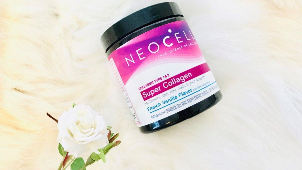 NeoCell Super Collagen 颜高味美的粉状胶原蛋白!由内而外的美!