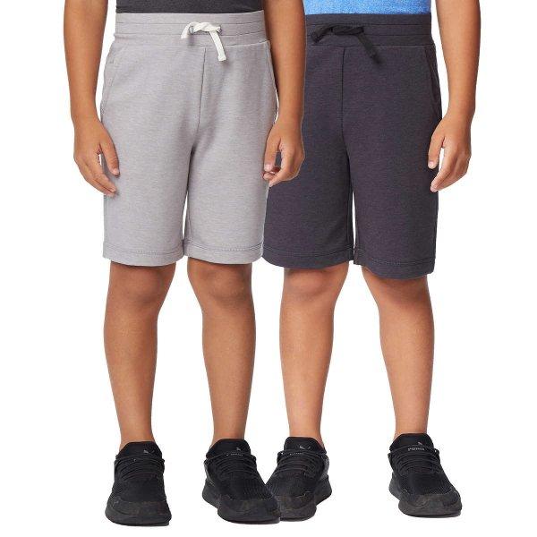 儿童运动短裤2条装