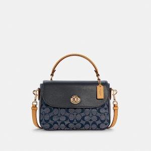 CoachMarlie 香布蕾手提包
