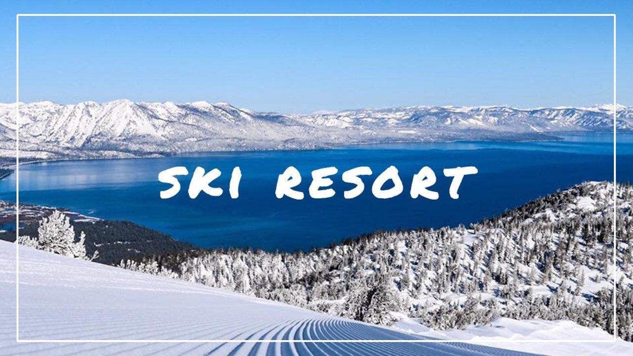 美西到美东14个超赞滑雪胜地推荐!滑雪季一一打卡!