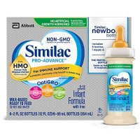 Similac Pro-Advance 婴儿液体奶 2 fl oz, (48 瓶)