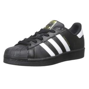 $14.99(原价$65)起+包邮史低价:adidas 儿童 Superstar运动鞋,多色可选