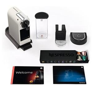 原价179欧 折后115欧免邮雀巢NESPRESSO Citiz全自动胶囊咖啡机 意式浓缩家用咖啡机 EN167.W