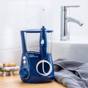 €94.99 10档压力7个冲洗头Waterpik洁碧 超火水牙线 用起来会上瘾 一分钟洁净口腔