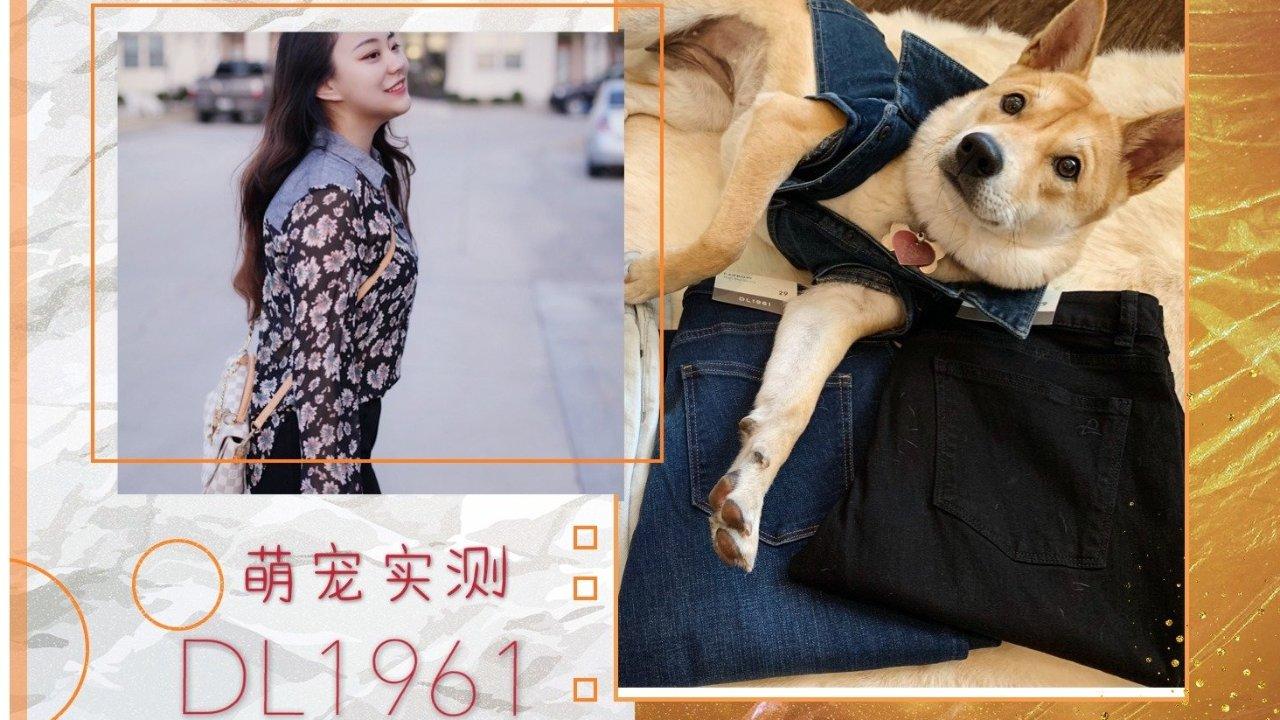 【表情包阿柴成功入坑】新晋网红DL1961牛仔裤+萌宠牛仔!一定要买一条!