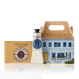 L'Occitane乳木果护手霜套装