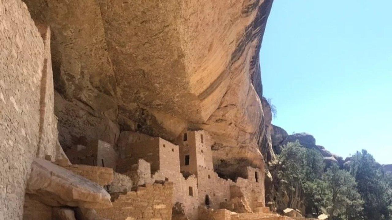 9月国家公园游之Mesa Verde National Park