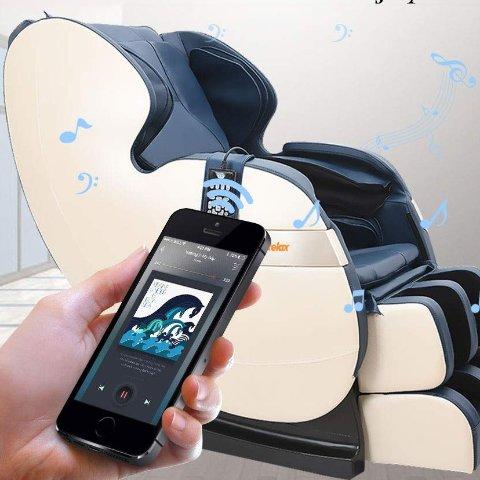 $799.99 4.5星好评 3色可选Real Relax 全身零重力按摩椅 在家随时享受按摩