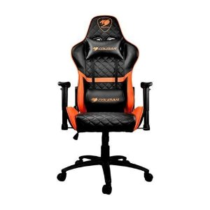 $132.99COUGAR Armor One Gaming Chair (Black and Orange)