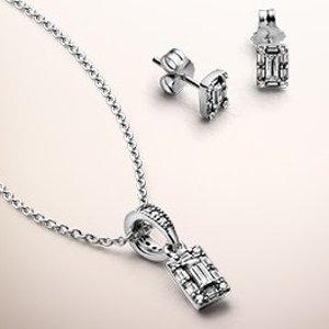 低至7折 整套购买超划算PANDORA Jewelry 精选首饰套装系列热卖
