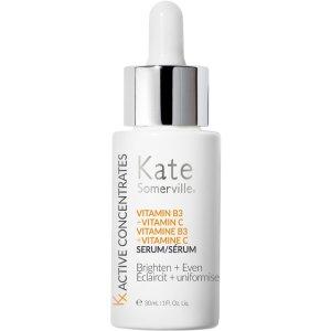Kate SomervilleVitamin B3 + Vitamin C 精华