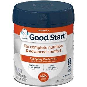 2段非转基因婴儿奶粉,24.5 盎司*4