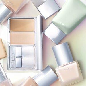 线上6折!妆前打底$35随时截止:RMK 日系清透彩妆 get丝薄粉底,养成裸感奶油肌