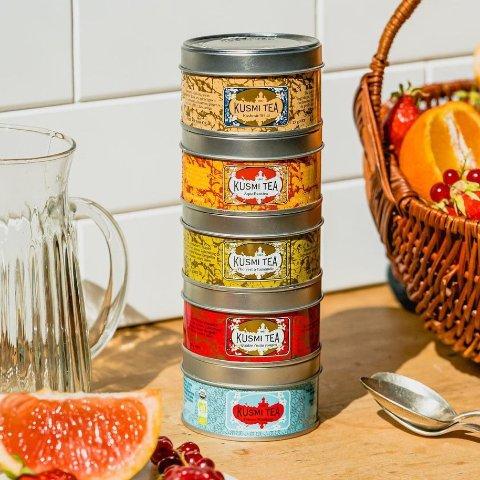 7折起 有机玫瑰绿茶低至€6.58Kusmi Tea 限时促 法国人气时尚茶饮 精选好茶超多口味任你选