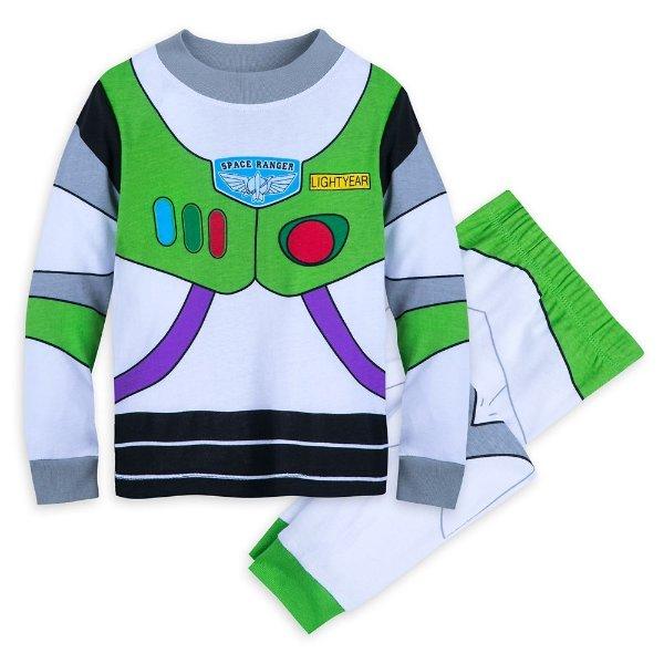 Buzz Lightyear 儿童睡衣套装
