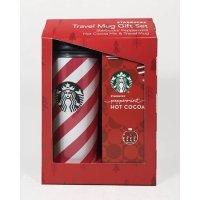 Starbucks 旅行咖啡杯+节日热可可套装