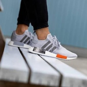 低至5折adidas官网 NMD潮鞋促销 兼顾时尚与舒适的不二之选